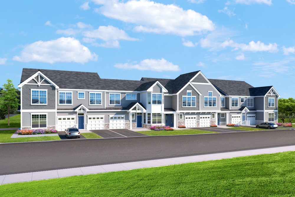 Steven Dubb, vice president of the Beechwood Organization, the developer of Country Pointe Huntington in Huntington Station, said pre-construction sales have been strong.