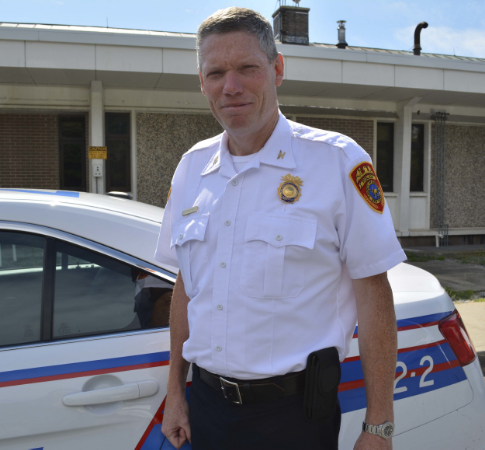 Inspector Christopher Hatton joined the Second Precinct on July 20, filling the role left by previous inspector Edward Brady.