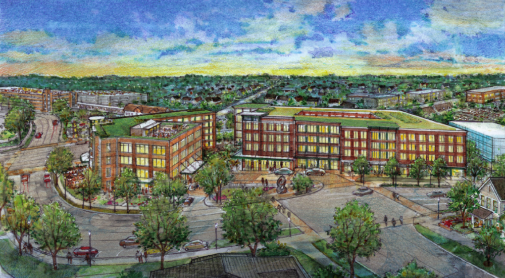 After approval from the Huntington Town Board Sept. 16, Renaissance Downtowns is one step closer to breaking ground on its Huntington Station Gateway Plan.