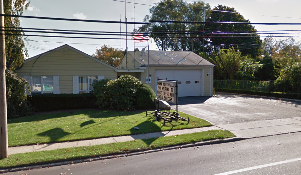 The Commack Volunteer Ambulance Corps has begun a medical billing system that charges patients for emergency services rendered. Photo credit: Google Map