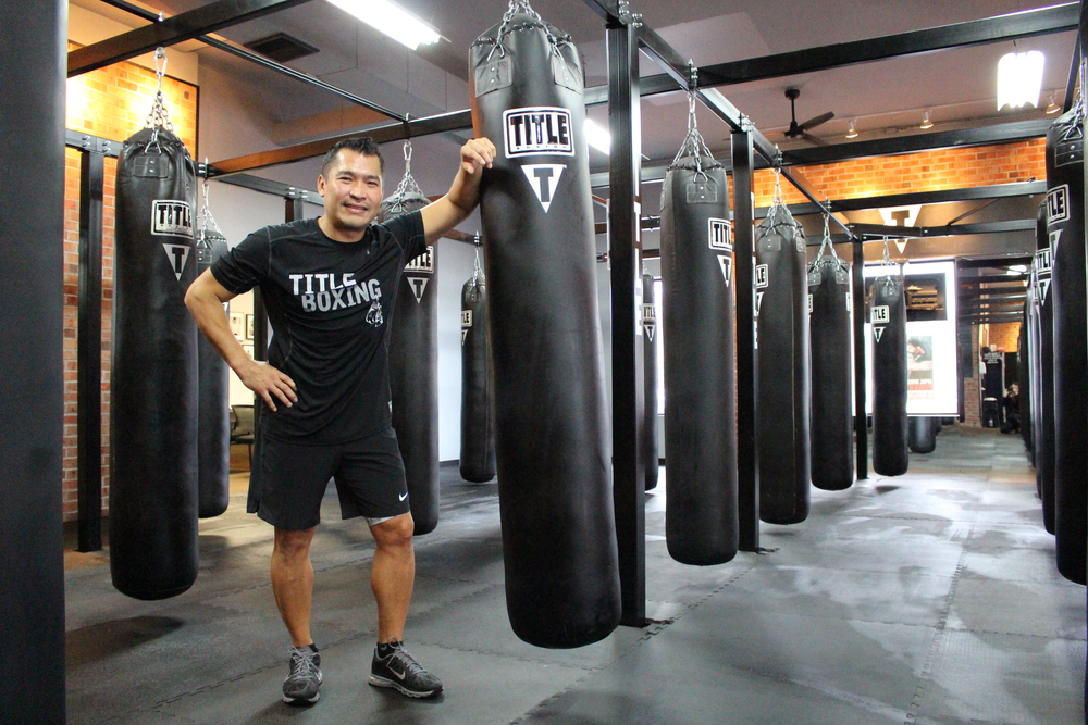 Danny Cordova, owner of Title Boxing Club, said business has tripled since he took it over in November 2014.