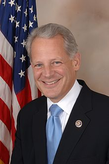 Pictured: Rep. Steve Israel (D-Huntington).