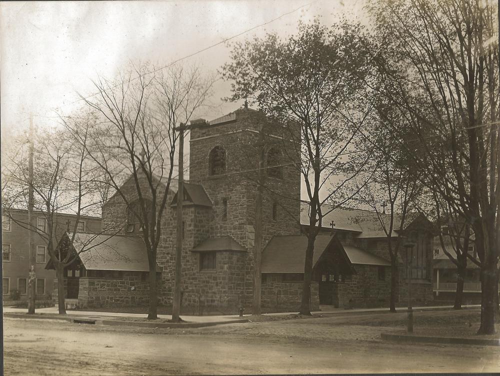 THEN: St. John's Episcopal Church