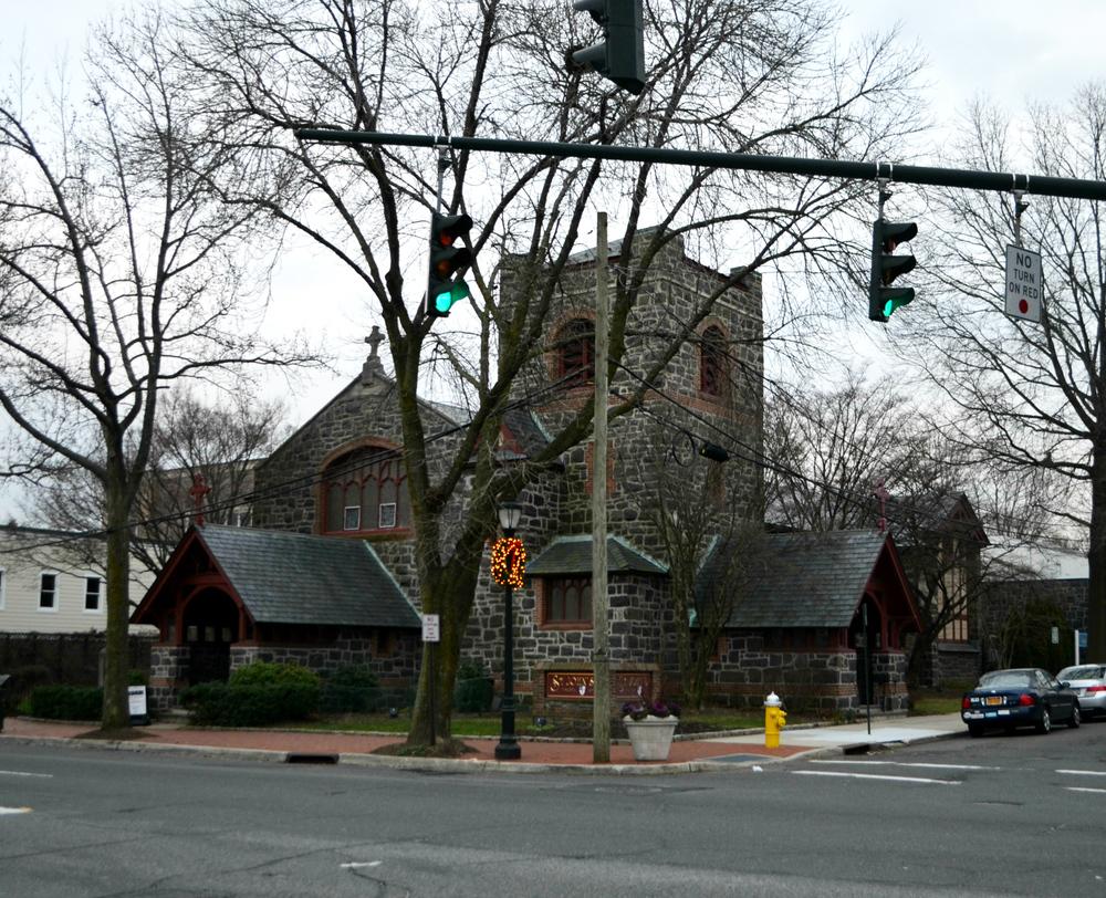 NOW: St. John's Episcopal Church