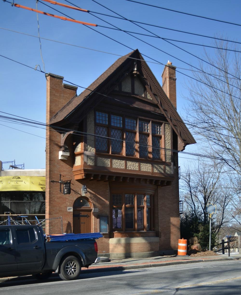 NOW: Huntington Historical Society