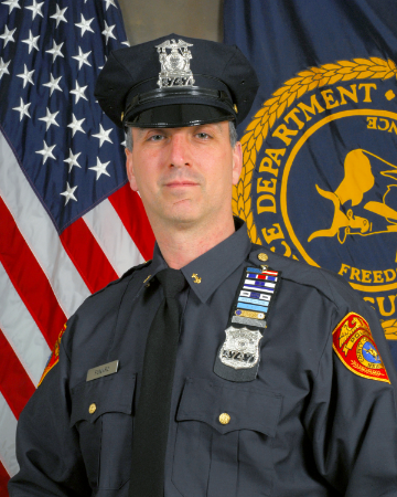 Second Precinct Police Officer Matthew Funaro