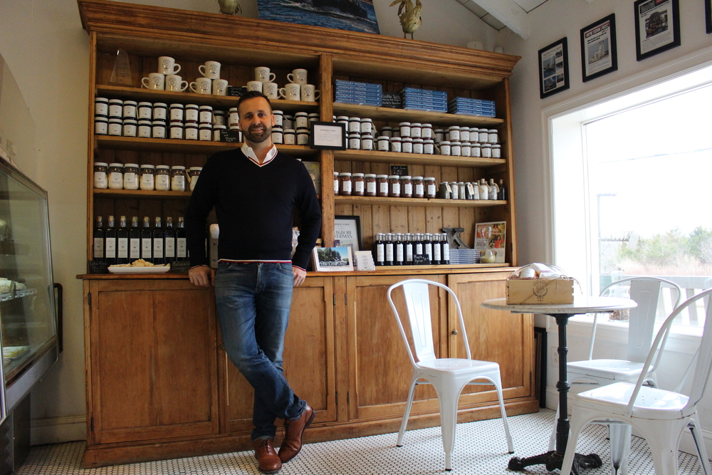 With a passion for food and restoration, Nick Voulgaris III, owner of Kerber's Farm, has been revitalizing the property ever since he bought it in 2013 after it was abandoned for five years.