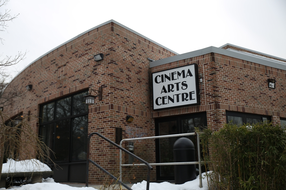 The Cinema Arts Centre in Huntington.
