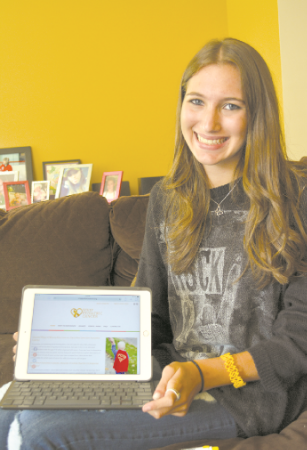 Jordan Belous, 16, of Melville, continues to exceed her fundraising goals, and will also host a free day of skating at the Dix Hills Ice Rink on March 6 for families affected by pediatric cancer.