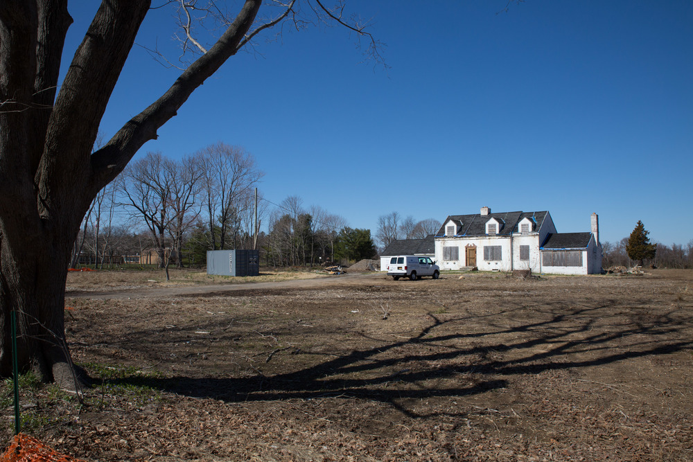 Property owner Frederick Giachetti wants to build a winery at this 29 Norwood Road property in Northport, but he and town officials disagree on how the proposal should be regulated.