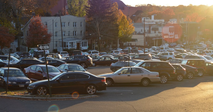 Three proposals to build one or more multi-level parking structures on either the Elm and New street municipal parking lots, or both, have been submitted to the Town of Huntington.