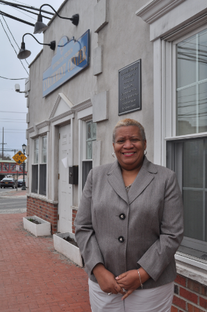 Huntington Councilwoman Tracey Edwards