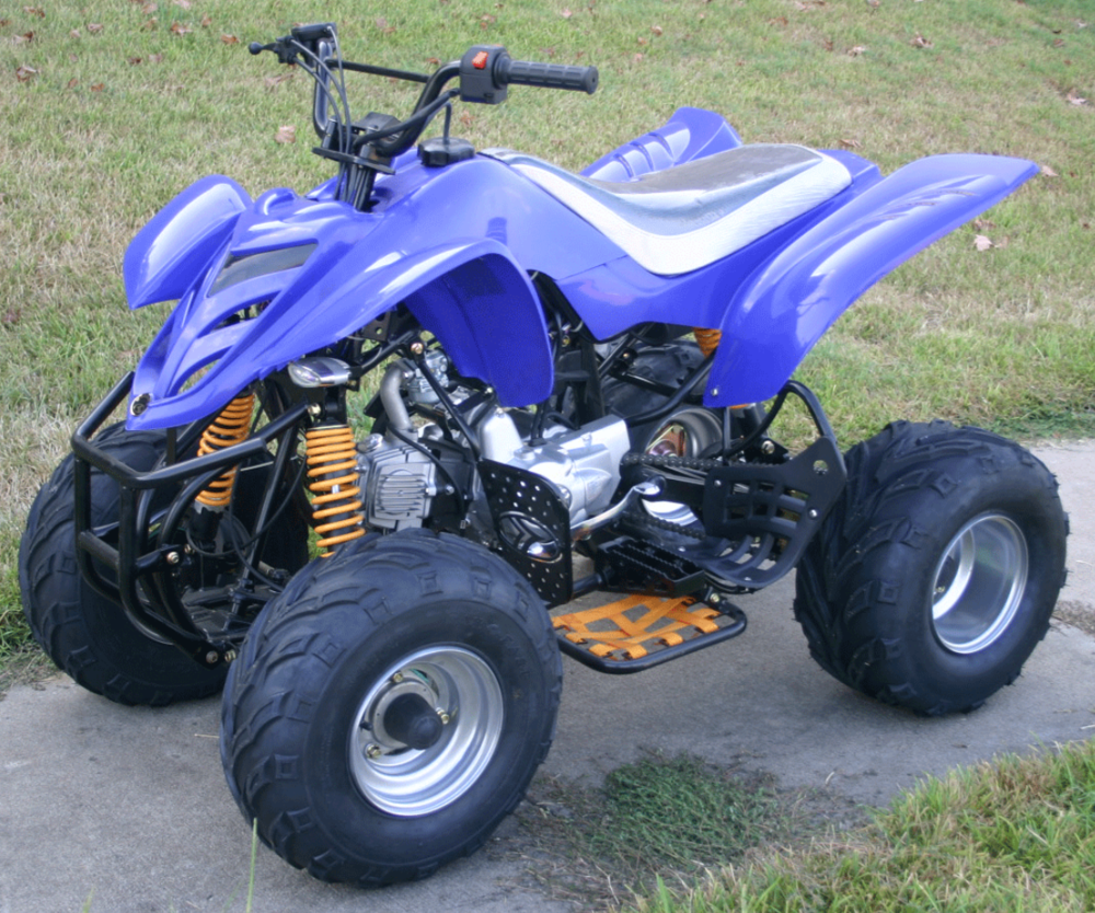 Suffolk   police said they're cracking down on illegal driving, and thefts, of ATVs and dirt bikes around town.