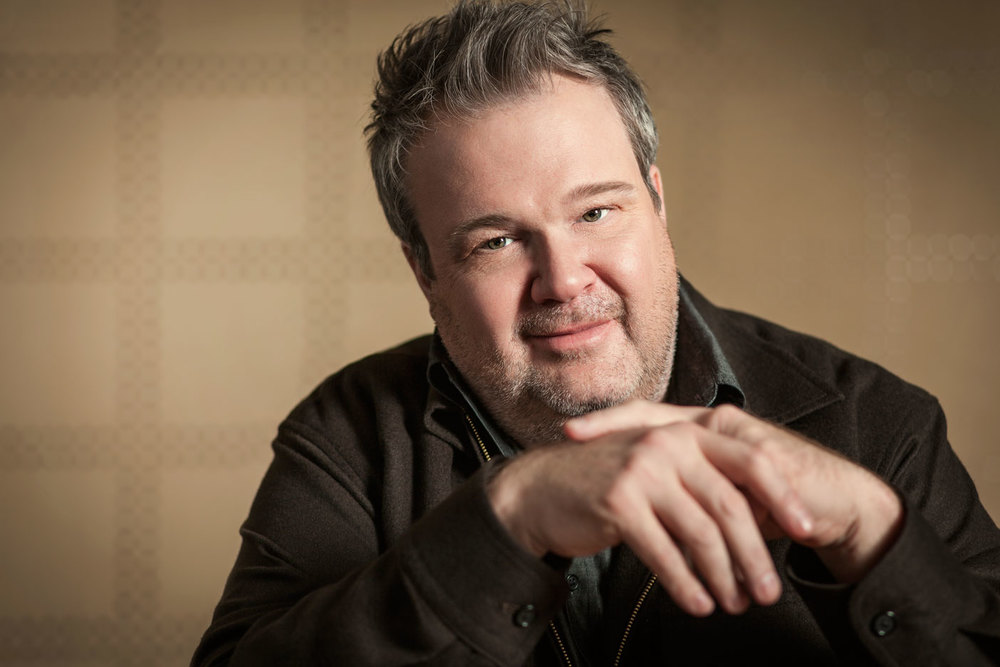 Actor and comedian Eric Stonestreet is set to visit The Paramount on July 17.