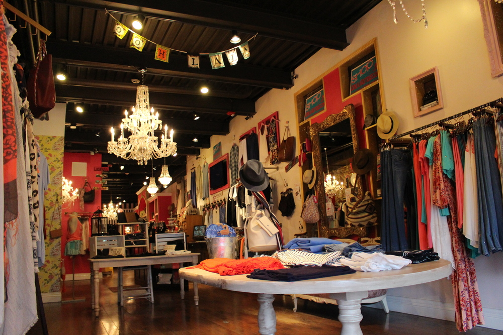 Ooh La La Boutiques in Huntington opened in 2010 and is one of six locations across Long Island, selling shirts, pants, dresses, shoes, bags, jewelry and more.