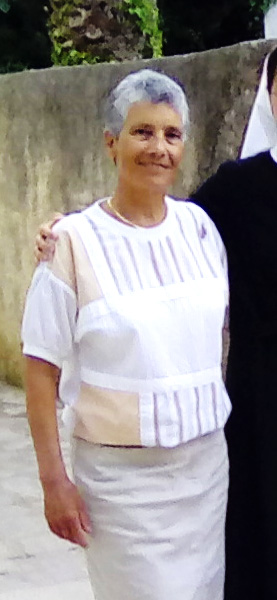 Pictured here on June 29, Sister Eileen Christie, a volunteer at St. Anthony's Church of Padua in East Northport, has gone missing and was last seen in Hallstatt, Austria on July 6.