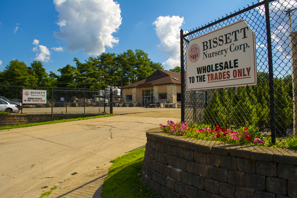 Bissett Nursery and Bissett Equipment Companies, which operates three locations on Long Island, includes this nursery at 470 Deer Park Ave. in Dix Hills, have been conditionally sold to Georgia-based landscape firm SiteOne Landscape Supply.