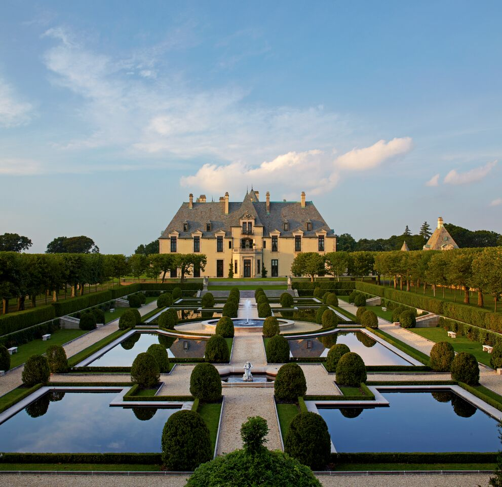 Oheka Castle was first built by Otto Hermann Kahn, a financier and philanthropist, who is estimated to have spent $11 million ($110 million after inflation) on construction.