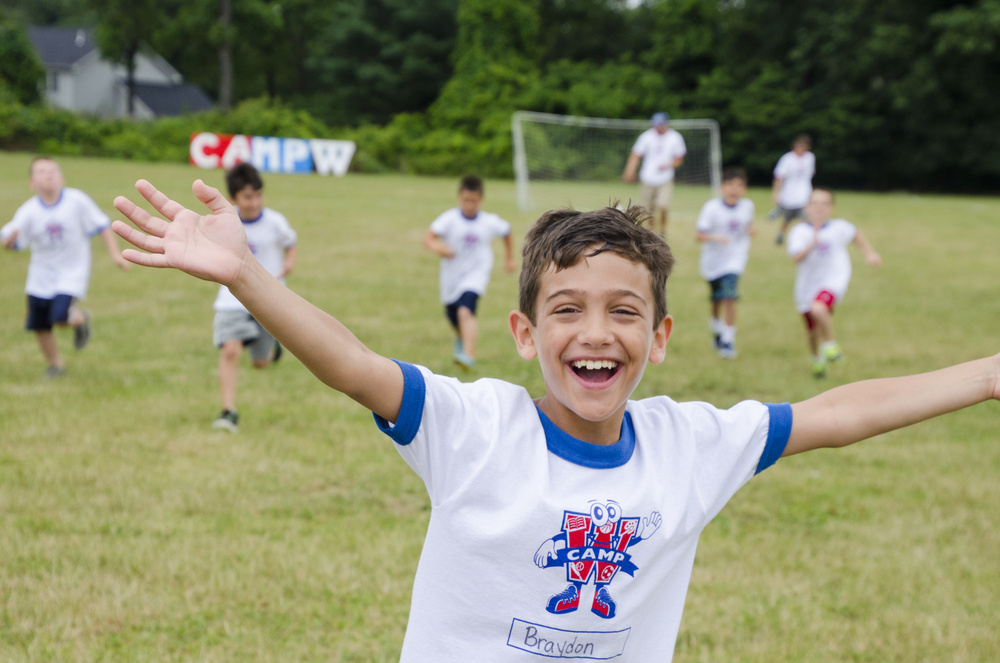 Completing its second year, Camp W in Melville offers a variety of summer activities including, athletics, creative arts, academic tutoring and more.