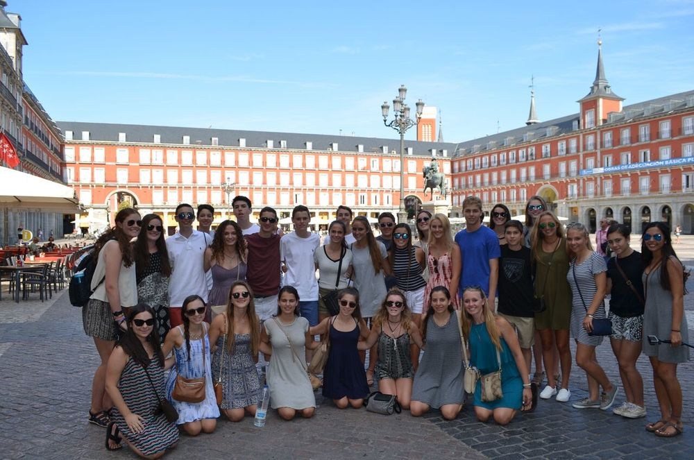 For the past 12 years, Therese Gold has been taking students on an educational journey, immersing them in the culture of Madrid while learning the Spanish language.
