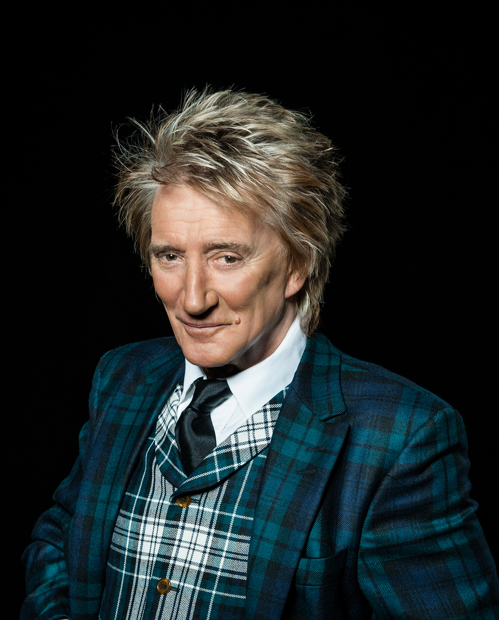 Rod Stewart inaugurates the Founder's Room at The Paramount's Legends Series with a private show Aug. 30.