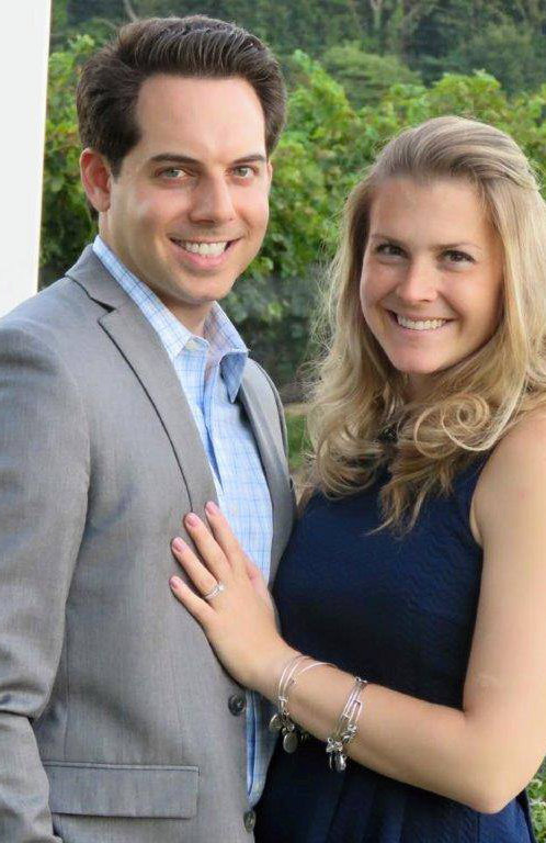 Northport's Scott Martella, communications director for Suffolk County Executive Steve Bellone, was one of six people killed in a crash Sunday on the Long Island Expressway in Manorville. Above, Martella is pictured with fiancée Shelbi Thurau, who was injured in the crash.