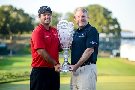 Patrick Reed finished nine-under last weekend to take home The Barclays trophy. The annual pro golf tournament was hosted at Bethpage State Park's Black Course in Farmingdale.