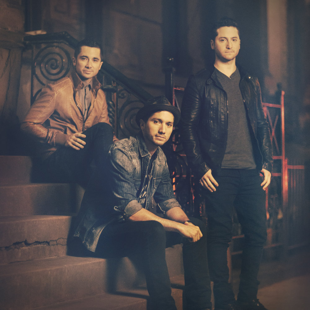 Brothers Daniel, Fabian and Alejandro Manzano, which make up the independent three-piece pop-rock band Boyce Avenue, are YouTube sensations, and have been touring across the world. On Sept. 30, they're set to play The Paramount in downtown Huntington.