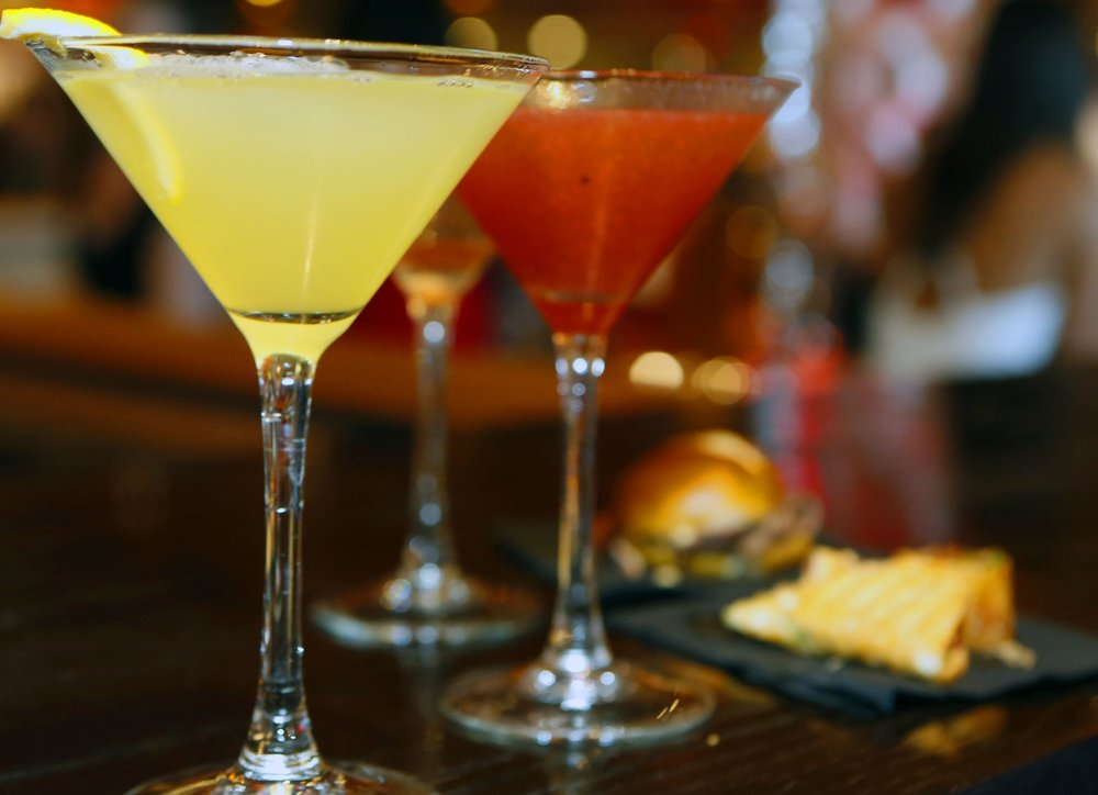 Happy hour at Del Frisco's Grille (160 Walt Whitman Road, Huntington Station) is available Monday-Friday, 4-6:30 p.m.