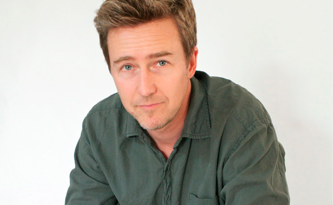 Actor, director, producer and activist          Edward Norton      will receive a career achievement award at the Hamptons International Film Festival 2016 awards dinner. The film festival runs Oct. 6-10.
