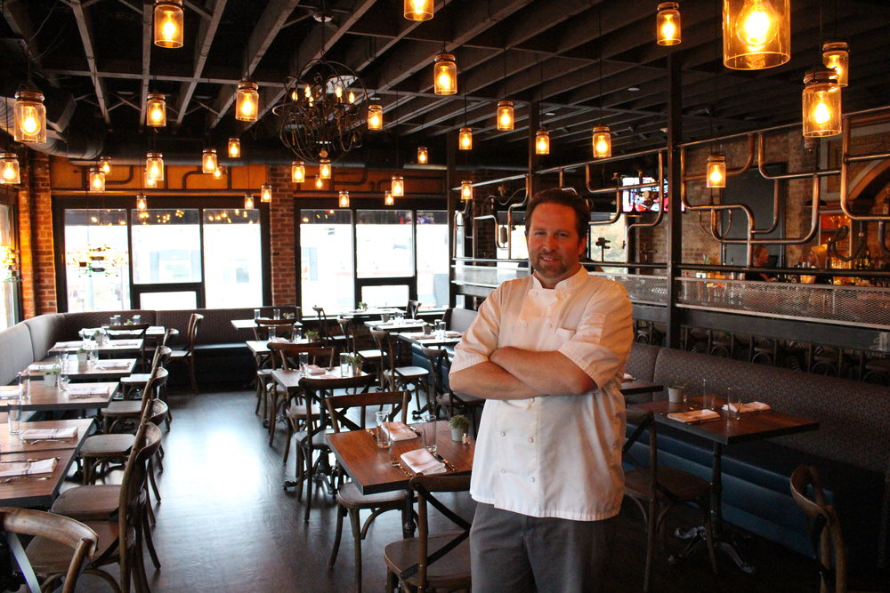 Andrew Crabtree, chef and owner of the newly opened Crabtrees pub in Huntington village, said it will be a unique addition to the late-night scene in the village.