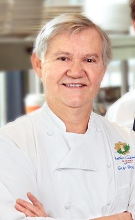 Chef Guy Reuge.