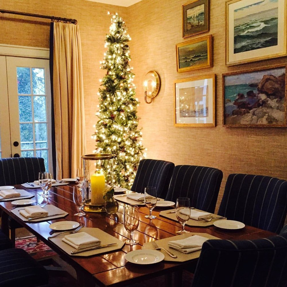 The holiday spirit is alive and well at Sandbar in Cold Spring Harbor, and the restaurant will be offering a special, three-course menu on Christmas Eve.