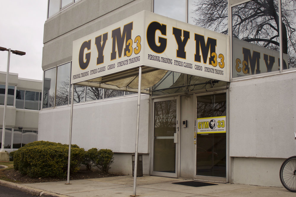 Gym 33 features equipment for cardio, endurance and weightlifting, and motivates clients every step of the way.