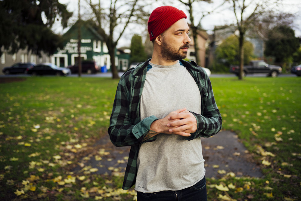 Town of Huntington-native Aesop Rock is set to return home for his first official Long Island show in a performance that will bend minds and spark insights with his loquacious lyrics. ( Photo courtesy of Rhymesayers Entertainment).