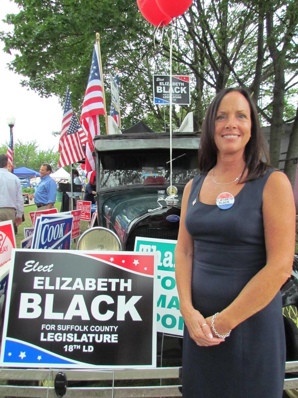 Elizabeth Black, who died in October 2016, is remembered as one who got deeply involved with her church, schools community organizations.