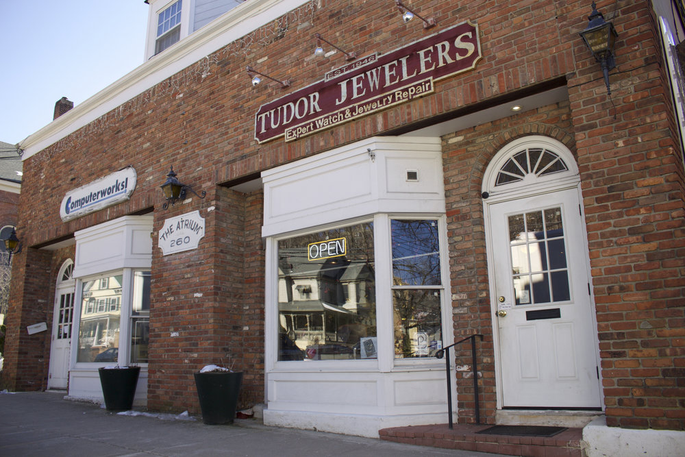 Open since 1997 in Northport Village, Tudor Jewelers attributes its success to its personal customer service the business provides.