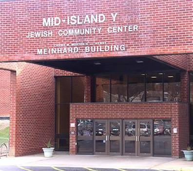 The Mid-Island Y JCC in Plainview.