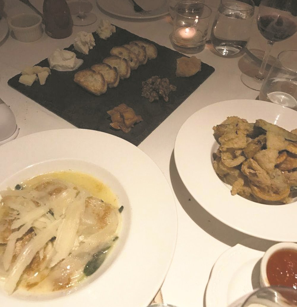 Jonathan's Ristorante , and 20 other restaurants across Huntington, kicked off their Dine Huntington Restaurant Week specials on Sunday.