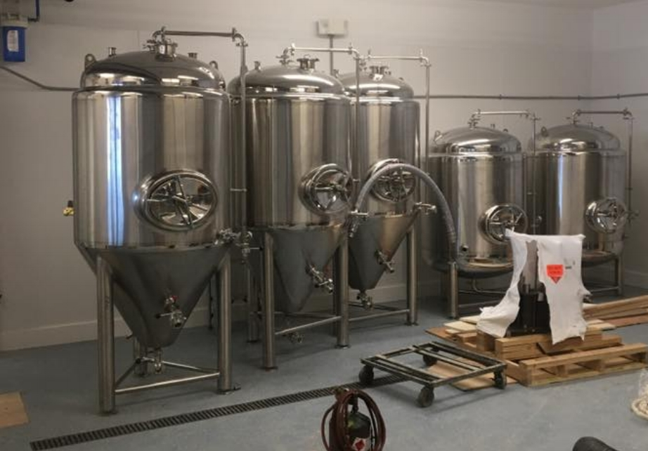 Photos/Facebook/Harbor Head Brewing Company   Harbor Head Brewing Company looks like it's gearing up to open up its 85 Fort Salonga Road location in Northport.