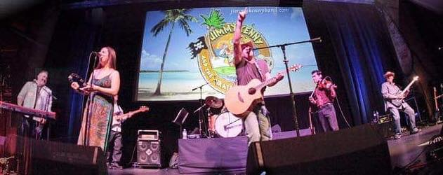 The Jimmy Kenny & The Pirate Beach Band is set to play another fun-filled performance at The Paramount on April 7.