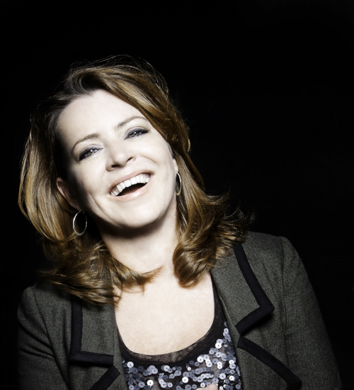 Kathleen Madigan, American comedian and TV personality, is set to make her second appearance at The Paramount on April 27.