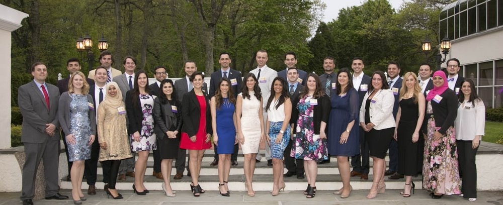 Photos/Len Marks Photography  The 2017 Long Island Young professionals.