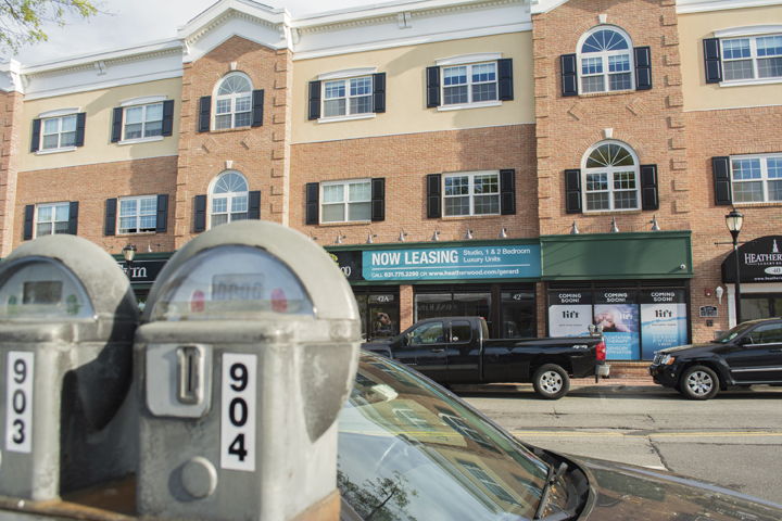The Huntington Town Board approved Tuesday legislation aimed at creating more affordable housing and regulating parking requirements for residential developments in commercial zones.