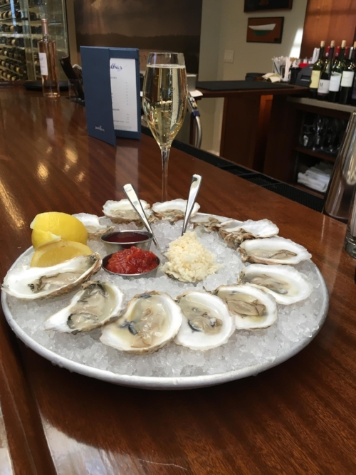 Sandbar has brought back $1 oysters to its Social Hours menu (available 4-7 p.m., Monday-Friday).