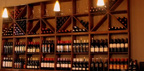 The Wine Cellar on Main in Northport Village pours both local favorites and imports from around the globe.