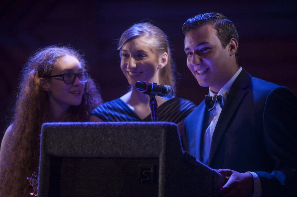"""Biloxi Blues,"" written by Neil Simon and reimagined by the students of Half Hollow Hills High School West, won the award for ""Best Ensemble in a Musical."""