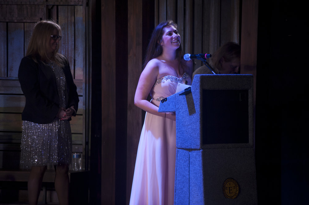 "Theodora Siegel, of Cold Spring Harbor High School, was awarded ""Best Lead Actress in a Musical"" for her performance as ""Mary Poppins."""