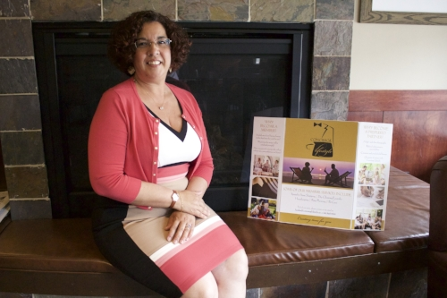 Long Islander News photo/Janee Law Sandra Nunes, owner of Concierge Lifestyle, began her company as a way to help people enjoy their free time by offering a reliable concierge service.