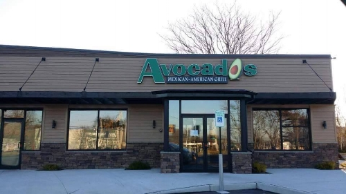 Photo courtesy of Avocados Commack   The Commack location of Avocados Mexican American Grill.